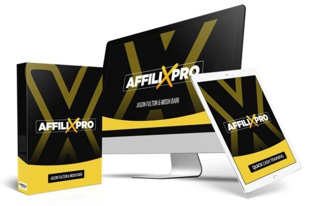 AffiliXPro Software by Jason Fulton