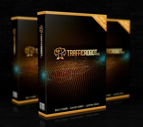 Traffic Robot 2.0 Software by Billy Darr