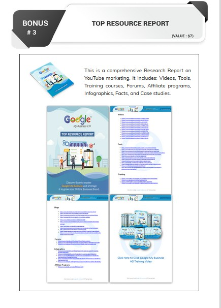 Google My Business 2.0 with PLR by firelaunchers