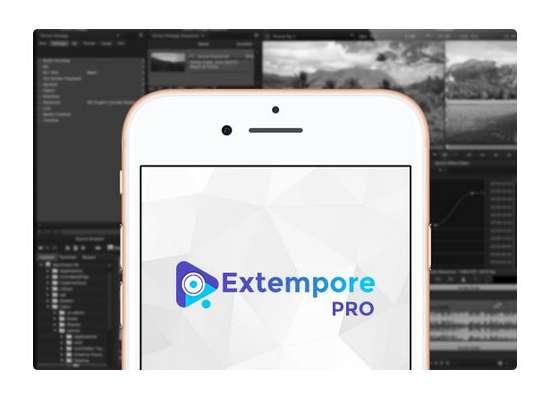 Extempore Pro Upgrade OTO Video App Software by Karthik Ramani