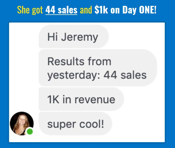 Image Stripped Down Sales System & Training by James Renouf & Jeremy Kennedy