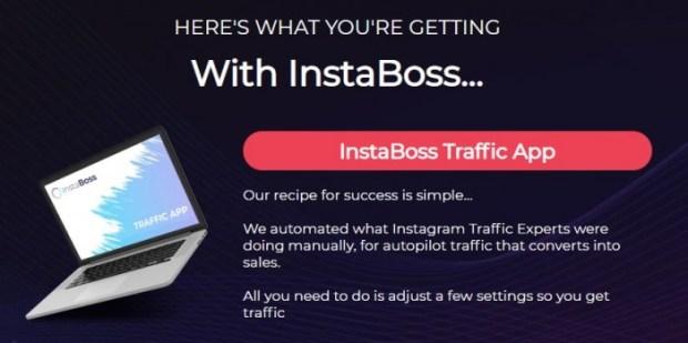 Insta Boss Review: OTOs Info 7