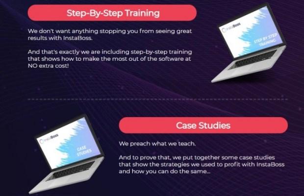 Insta Boss Review: OTOs Info 8