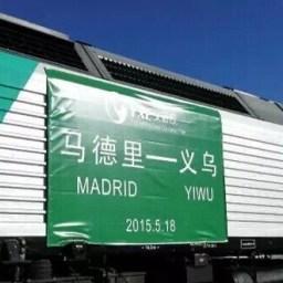 Uma vez por semana trem fará rota China-Europa