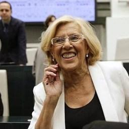 Ex-juíza de esquerda vai governar Madrid, Espanha