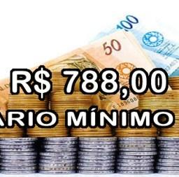 Fecomércio-SP quer reduzir reajuste do Salário Mínimo