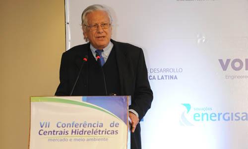 Luiz Pinguelli Rosa: a solução para a geração de energia são as hidrelétricas