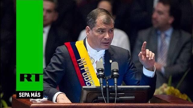 Rafael Correa: América Latina está recuperando sua auto-confiança