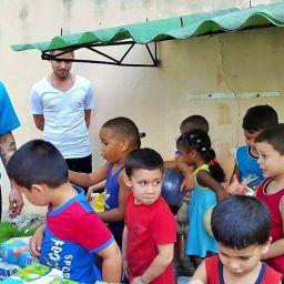 Zagueiro espanhol Sérgio Ramos surpreende-se com tratamento à infância em Cuba