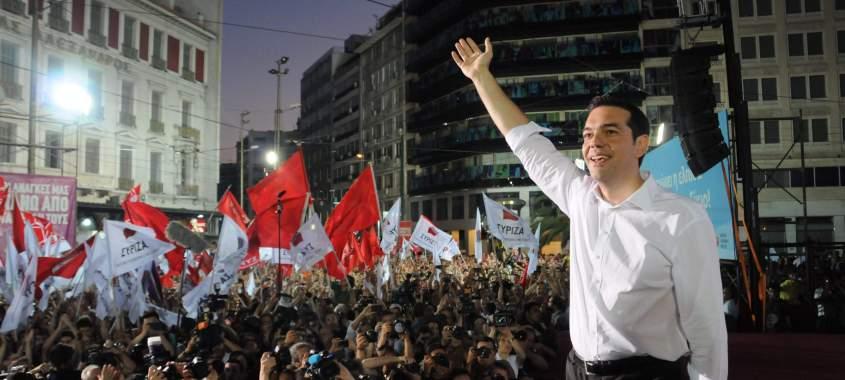 Tsipras na Rússia: o problema grego é a zona do euro