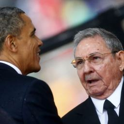 Íntegra das cartas trocadas entre Raúl Castro e Barack Obama