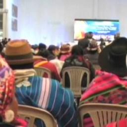 Na Bolívia, movimentos sociais se preparam para receber o papa