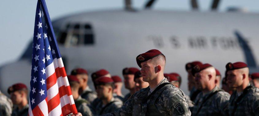 Estratégia militar dos EUA tem Rússia e Irã como alvo