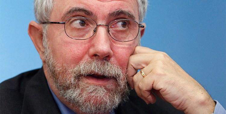 "Krugman diz que, como a Grécia, Portugal está nos ""desastres europeus"""