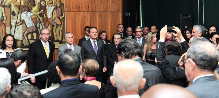 Renan Calheiros destaca papel democrático do PCdoB