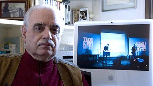Prêmio de Poesia Pablo Neruda: Augusto de Campos é primeiro brasileiro a recebê-lo