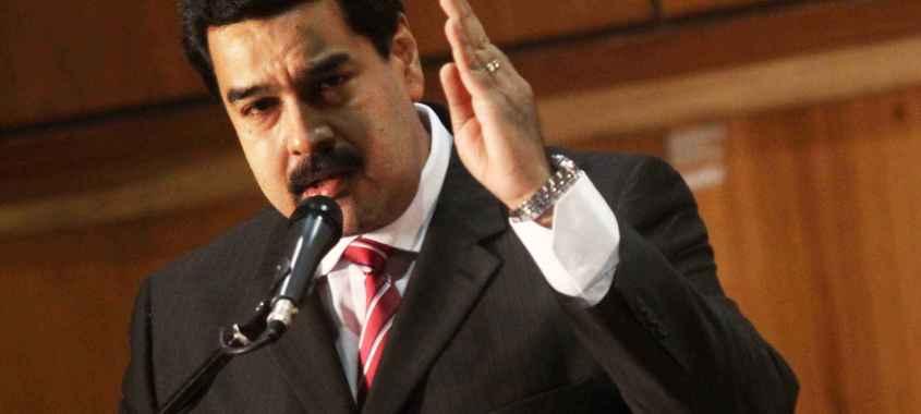 Nicolás Maduro: a democracia na Venezuela e nos EUA