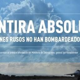 Aviões russos não bombardearam Palmira