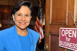 Secretária de Comércio dos Estados Unidos, Penny Pritzker, visita Cuba
