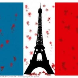 Homenagens às vítimas do terrorismo na França pelo mundo; o choro de Madona