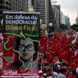 Interesses estrangeiros faz América Latina se levantar contra golpe no Brasil