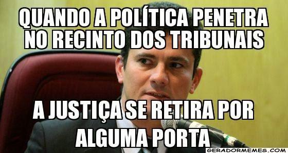 Em condições normais, juiz Sérgio Moro deveria ser investigado