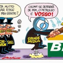 A Petrobras mais uma vez na mira das multinacionais