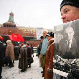 Lênin tem imagem positiva para mais de metade dos russos