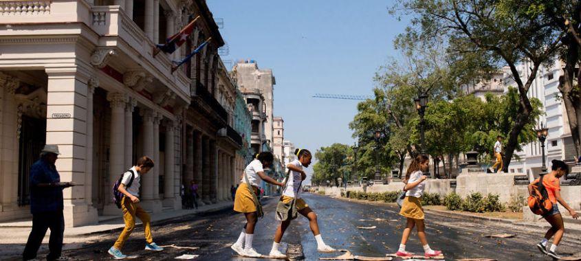 O charme das ruas cubanas