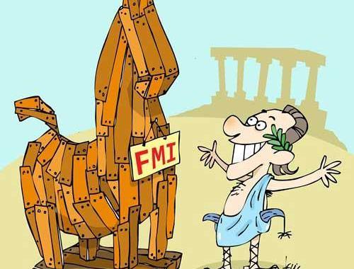 Wikileaks revela chantagem do FMI e governo grego faz reunião de emergência