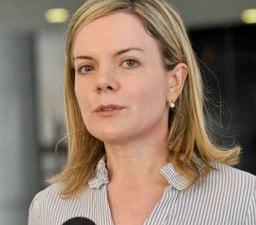 Gleisi Hoffmann não poderia ser indiciada pela PF, diz Senado