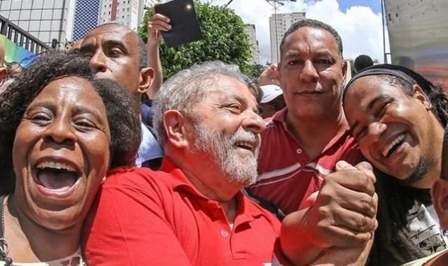 Ouça a íntegra do histórico discurso de Lula no Rio de Janeiro