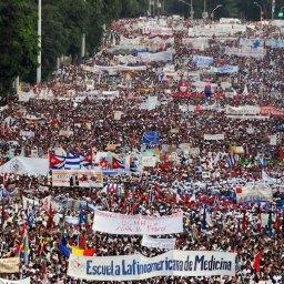 Cuba convoca 1º de Maio contra bloqueio e por devolução de Guantánamo