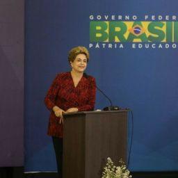 Dilma não se acovardou diante da multidão de covardes