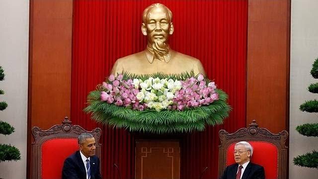 EUA levantam embargo de venda de armas ao Vietnã