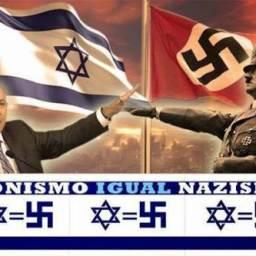 Israel não se diferencia muito do Terceiro Reich de Adolf Hitler