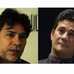 De maringaense para maringaense; de Osvaldo Bertolino para Sérgio Moro