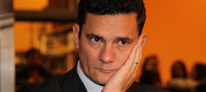 O escandaloso mensalão do juiz Sérgio Moro