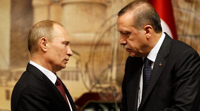 O golpe na Turquia e as relações Erdogan-Putin