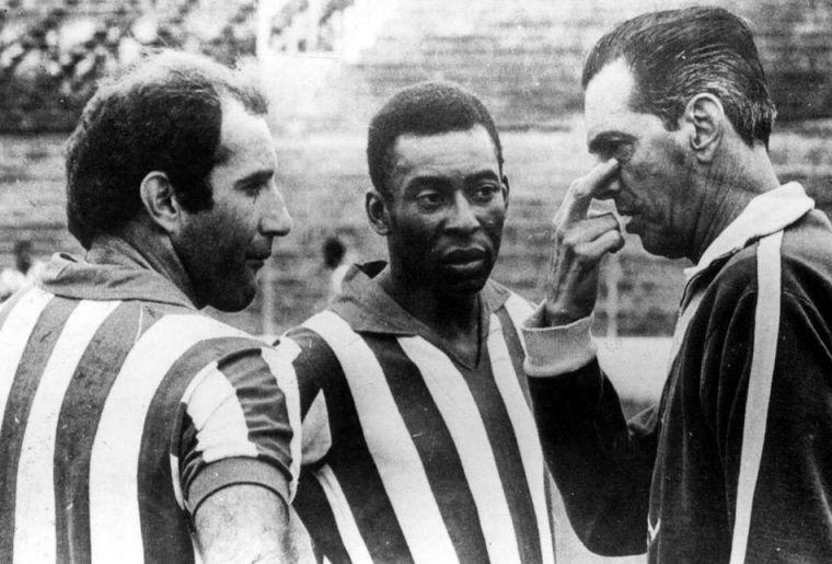 Comunista, João Saldanha jogou com o futebol e a vida - O outro ...