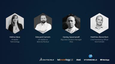Webinar Sécurité dans le Cloud, un modèle à responsabilité partagée avec Atos, Stormshield et PAC