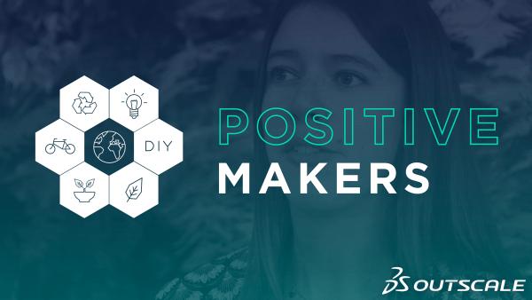 Positive Makers - Clara, vêtements seconde main
