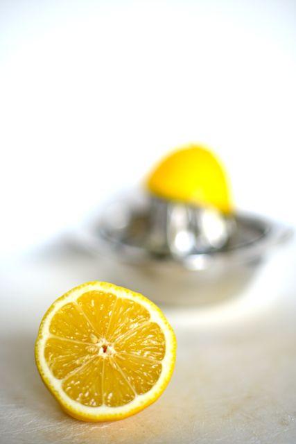 Lemon Half