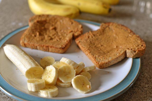 Bananas for Sandwich