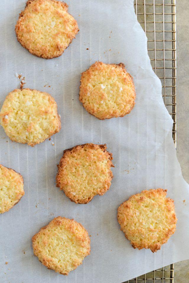 Scandinavian Coconut Cookies