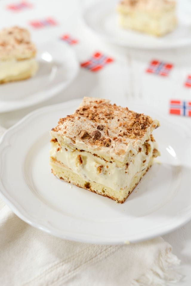 Scandinavian Ingredients - kakefyll