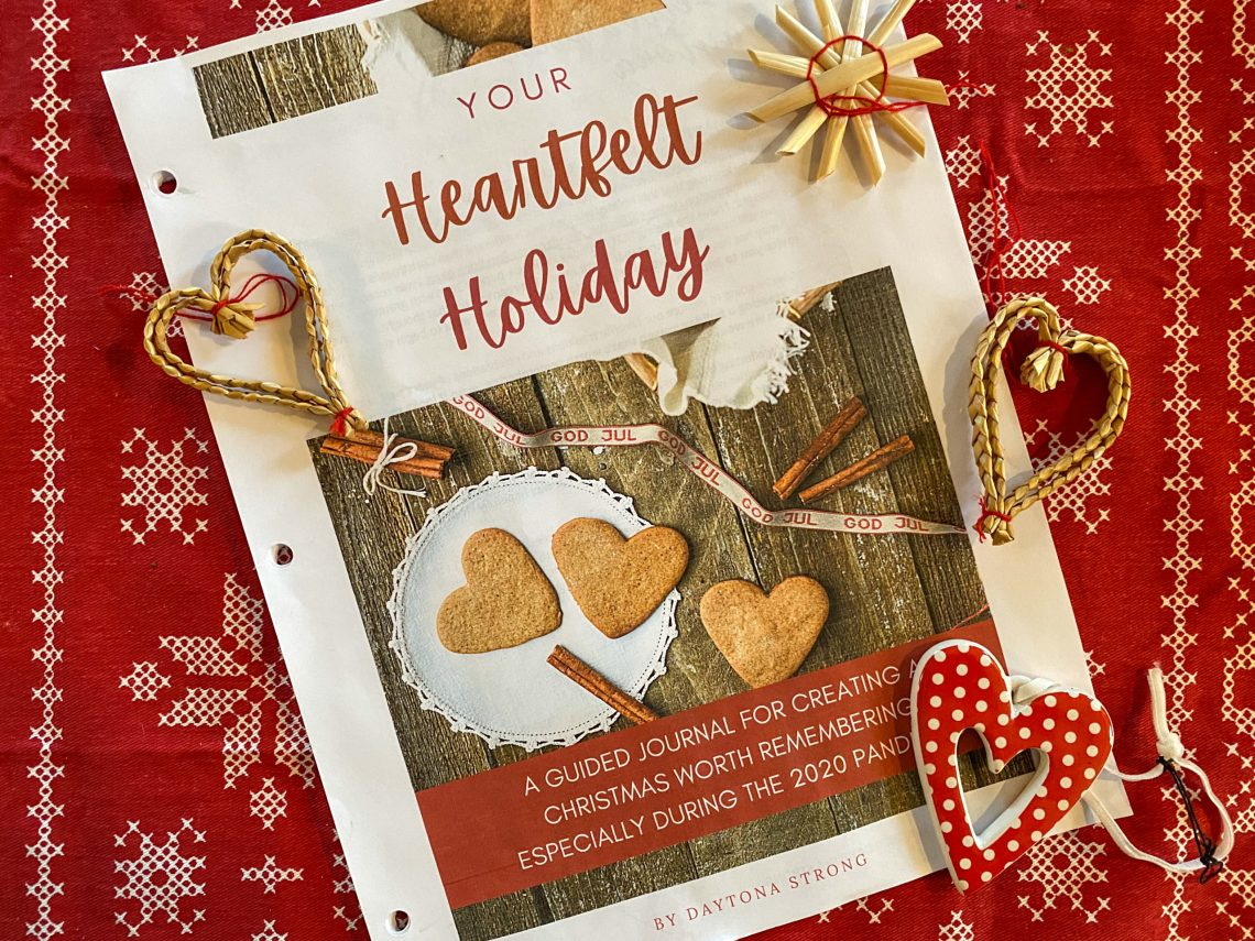 Your Heartfelt Holiday Guided Journal