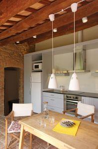 iluminación de cocinas en casas y pisos