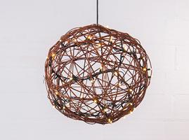 Bola LED decorativa