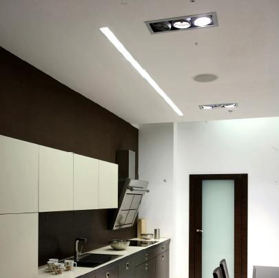 Iluminación LED lineal